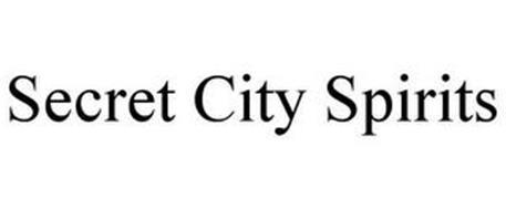 SECRET CITY SPIRITS