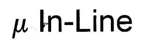 U IN-LINE