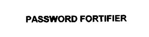PASSWORD FORTIFIER