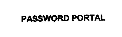 PASSWORD PORTAL