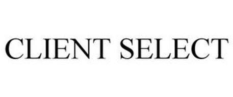 CLIENT SELECT
