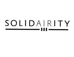 SOLIDAIRITY