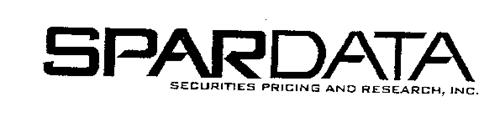 SPARDATA SECURITIES PRICING AND RESEARCH, INC.