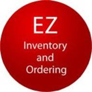 EZ INVENTORY AND ORDERING