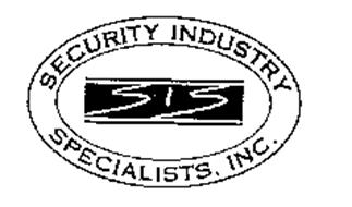 SIS SECURITY INDUSTRY SPECIALISTS, INC.