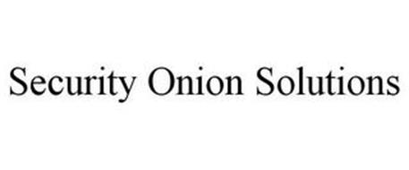 SECURITY ONION SOLUTIONS