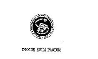 DICTUM MEUM PACTUM THE SECURITY TRADERS ASSOCIATION OF NEW YORK, INC.