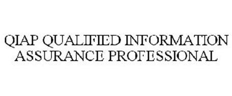 QIAP QUALIFIED INFORMATION ASSURANCE PROFESSIONAL