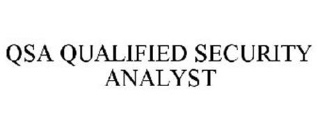 QSA QUALIFIED SECURITY ANALYST