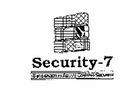 SECURITY-7 THE LEADER IN ACTIVE CONTENTSECURITY