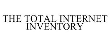 THE TOTAL INTERNET INVENTORY