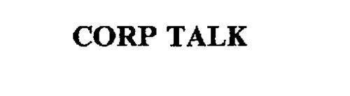 CORP TALK