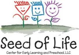 SEED OF LIFE CENTER FOR EARLY LEARNING AND PRESCHOOL, LLC