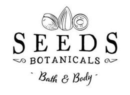 SEEDS BOTANICALS BATH & BODY