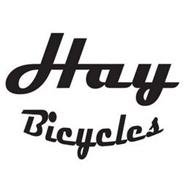 HAY BICYCLES
