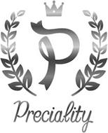 P PRECIALITY