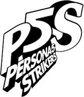 P5S PERSONA 5 STRIKERS