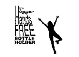 HIP HUGGER HANDS FREE BOTTLE HOLDER
