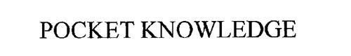 POCKET KNOWLEDGE