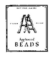 RARE FIND SINCE 1998 LABOR FRUIT APPLESEED BEADS