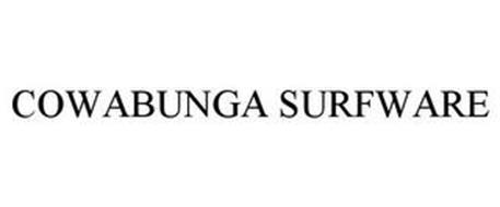 COWABUNGA SURFWARE