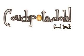 COUCHPOTA.DOH! FOOD TRUCK