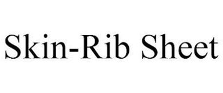 SKIN-RIB SHEET