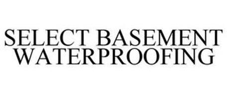 SELECT BASEMENT WATERPROOFING