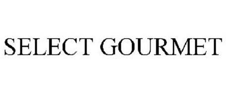 SELECT GOURMET