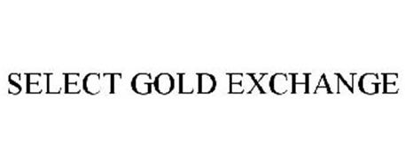 SELECT GOLD EXCHANGE