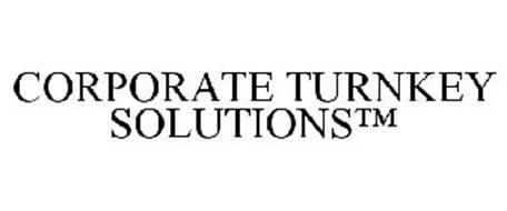 CORPORATE TURNKEY SOLUTIONS
