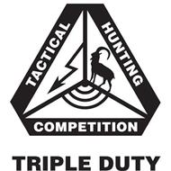 TACTICAL HUNTING COMPETITION TRIPLE DUTY