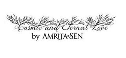 COSMIC AND ETERNAL LOVE BY AMRITA·SEN