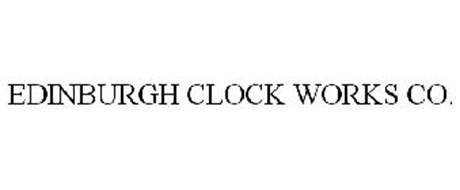 EDINBURGH CLOCK WORKS CO.