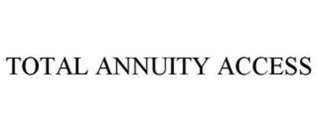 TOTAL ANNUITY ACCESS