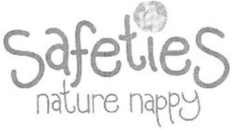 SAFETIES NATURE NAPPY