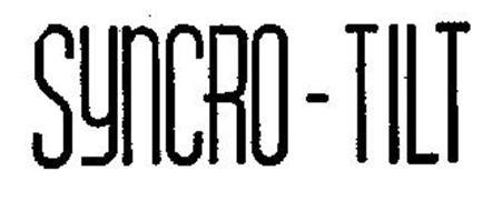 SYNCRO-TILT