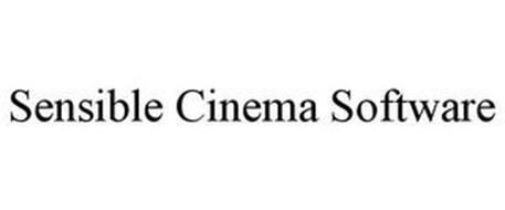 SENSIBLE CINEMA SOFTWARE