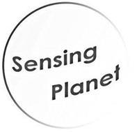 SENSING PLANET