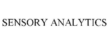SENSORY ANALYTICS