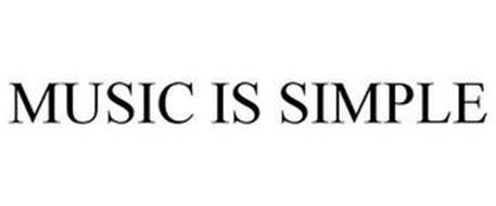 MUSIC IS SIMPLE