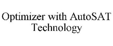 OPTIMIZER WITH AUTOSAT TECHNOLOGY