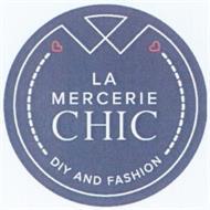 LA MERCERIE CHIC DIY AND FASHION