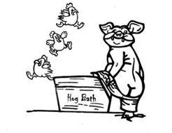 HOG BATH