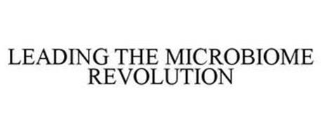 LEADING THE MICROBIOME REVOLUTION