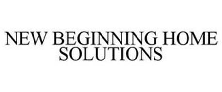 NEW BEGINNING HOME SOLUTIONS