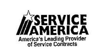 SERVICE AMERICA AMERICA'S LEADING PROVIDER OF SERVICE CONTRACTS