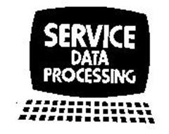 SERVICE DATA PROCESSING