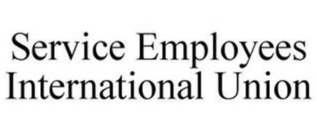 SERVICE EMPLOYEES INTERNATIONAL UNION