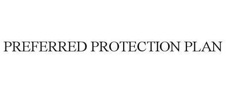 PREFERRED PROTECTION PLAN Trademark of Service Guard ...